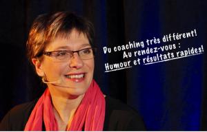 Chantal Fleury coach de prise de parole en public