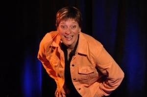 Chantal Fleury l'Humoriste-Ricaneuse